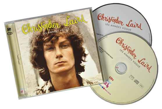 Double CD Christopher Laird - 2018